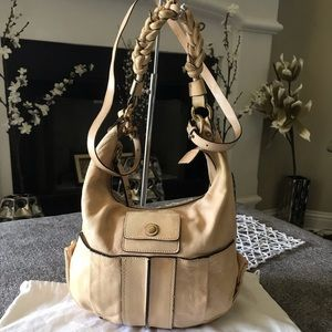 Chloe Heloise Leather Handbag